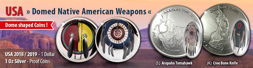 Domed Native American Weapons