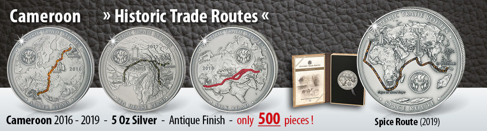 Historical Trade Routes