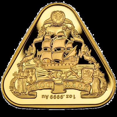 Exkluzivní zlatá mince série Shipwreck - Zuytdorp 1712 1 Oz 2020 (Vraky lodí) - (3.)