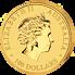 Investiční zlato - zlatá mince 100 AUD Australian Kangaroo (Klokan rudý) 1 Oz 2012