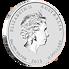 Lunární série II. - stříbrná mince 10 AUD Year of the Snake (Rok hada) 10 Oz 2013