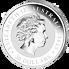 Stříbrná mince 1 kg Australian Kookaburra (Ledňáček) 2015 (1990-2015)