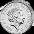 Lunární série -  stříbrná mince 2 Pounds Year of the Monkey (Rok opice) 1 Oz 2016 (Royal Mint)