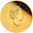 Exkluzivní zlatá mince 75. výročí konce 2. světové války 2 Oz 2020 (End of World War II) PROOF