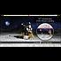 Stříbrná mince Eagle - Lunar Module - Moon Landing (50.výročí přistání na Měsíci) 1 Oz 2019 - (4.)