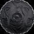 Exkluzivní stříbrná mince Big Five - Burning Lion (Lev) 1 Oz 2019 Ruthenium - (2.)