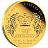 Zlatá mince Královna Alžběta II. 90.výročí narození (H.M.Queen Elizabeth II.) 1/4 Oz 2016 Proof