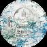 Exkluzivní stříbrná mince 3 Oz Plesiosaurus 2020 (Prehistoric Beasts) PROOF-LIKE - (3.)