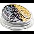 Exkluzivní stříbrná mince 3 Oz Mechanical Bee 2020 (Clockwork Evolution) Ultra High Relief BLACK PROOF - (1.)