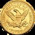 Historická zlatá mince Half Eagle 5 USD Liberty Head (Coronet)
