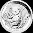 Sada Koala 15 x 1 Oz stříbrných mincí (2007-2021)
