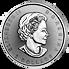 Stříbrná mince 3/4 Oz Howling Grey Wolf (vyjící Vlk obecný) Oz 2016