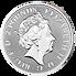 Stříbrná mince 1 Oz Valiant 2020