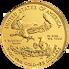 Investiční zlato - zlatá mince 25 USD American Eagle 1/2 Oz