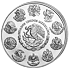 Stříbrná mince 1 Oz Libertad