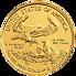 Investiční zlato - zlatá mince 5 USD American Eagle 1/10 Oz