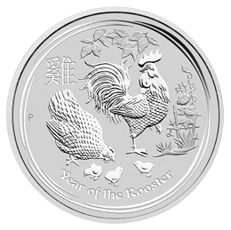 1 AUD Year of the Rooster